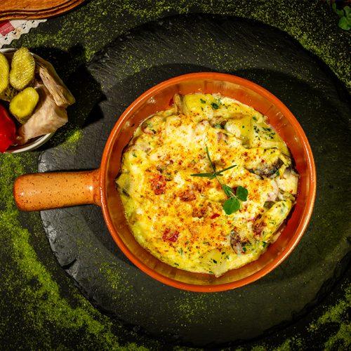 omleta taranesca